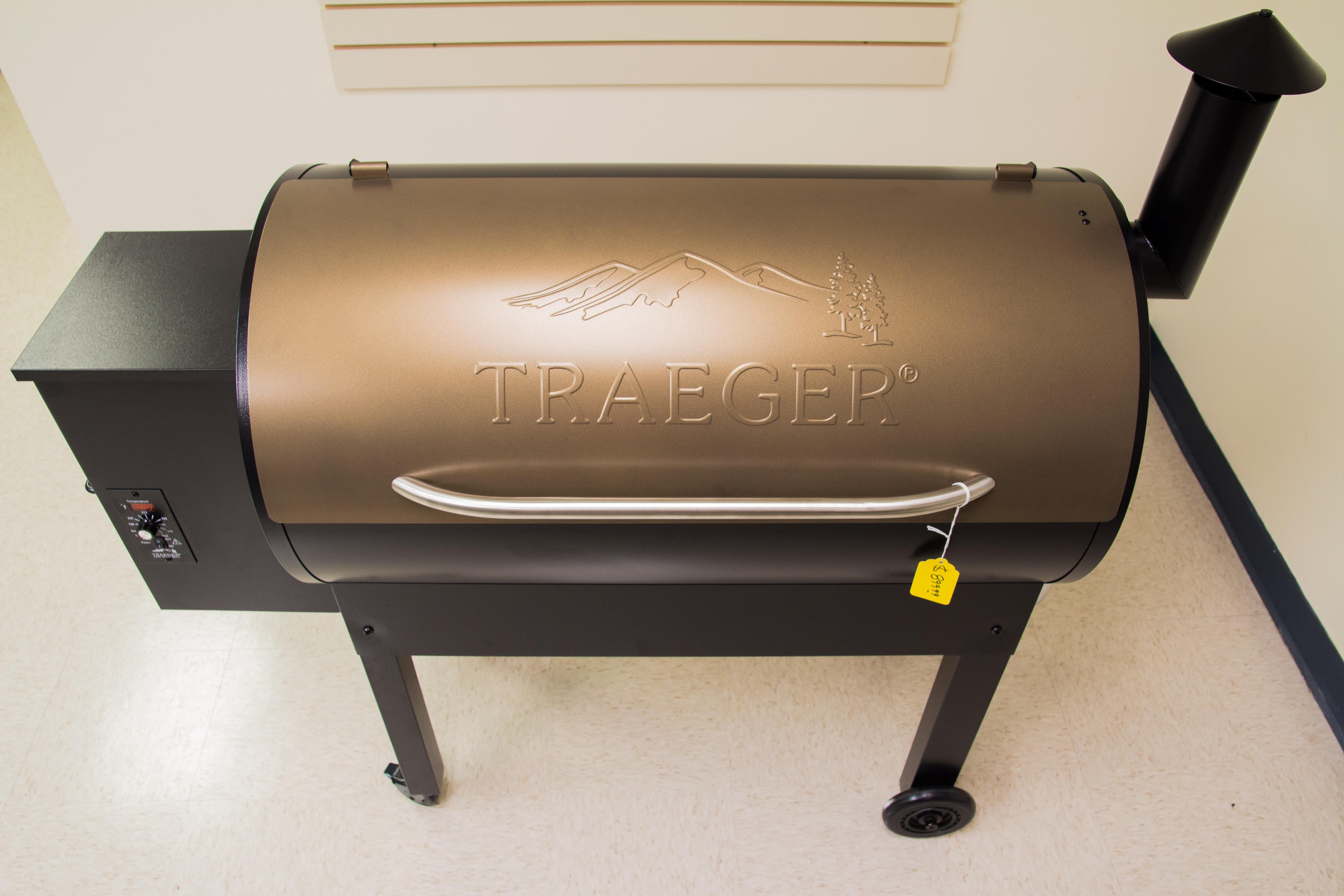 Traeger Pro Series Smoker